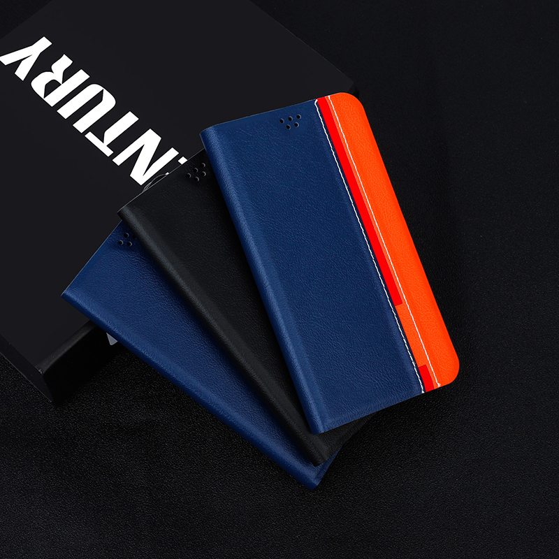 Leather Wallet Phone Case For <font><b>Alcatel</b></font> <font><b>1S</b></font> <font><b>5024</b></font> 1C 5009 1 5033 1V 5001U 3 5052 3L 3C 5026 3X 5058 3V 5099 1X 5059 5008 2019 Cover image