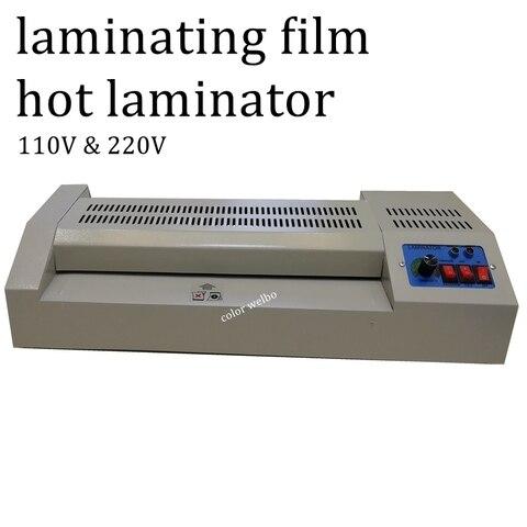 a3 tamanho 110 v 220 v foto material de estratificacao calor frio para a frente