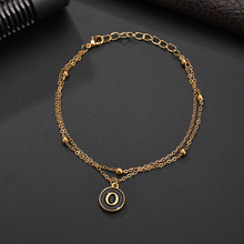 Letter Necklace Collar Chain Kettingen Chains Bohemia Multi-layer Private Combinations Bracelet Can Undertakes
