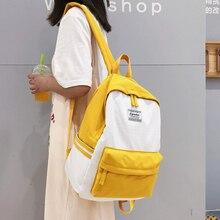2019 Новый нейлоновый рюкзак для женщин мульти-карман путешествия рюкзаки женщины мешок школы рюкзак девочек-подростков книги мешок школьные