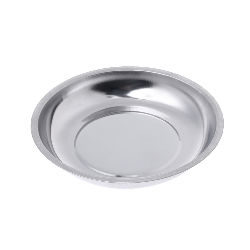 Magnetic Stainless Steel Parts Bowl Tray Dish Machine Repair Storage Tool Drop Ship Support