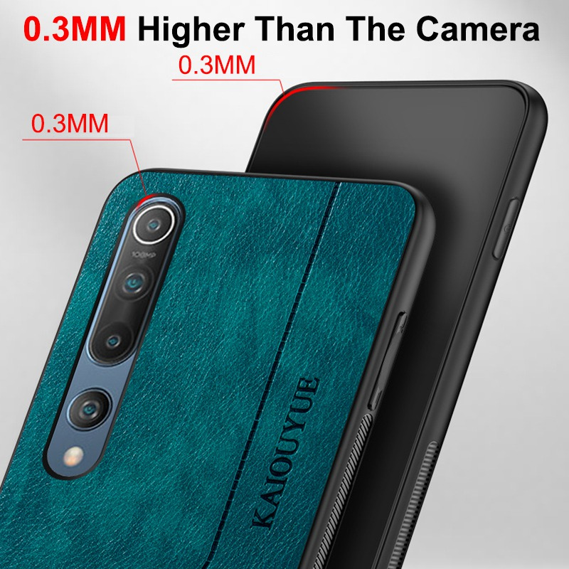 Luxury PU Leather Phone Case For Xiaomi Mi 9 Lite 9T 10 Pro A3 Poco F2 Pro Redmi K20 K30 Note 9s 7 8 9 Pro Max Cover Case Coque