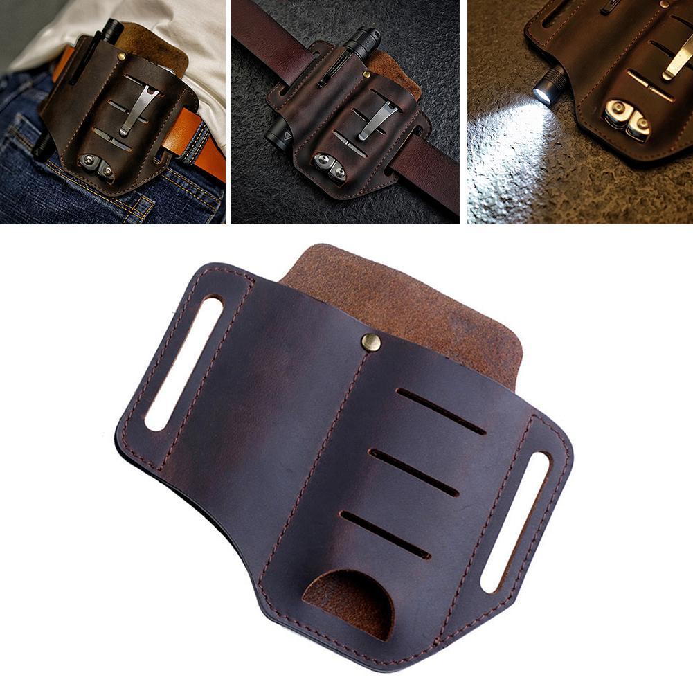 H742814c2fd524b34aa9693dd4aa926c49 Outdoor Multitool Leather Sheath
