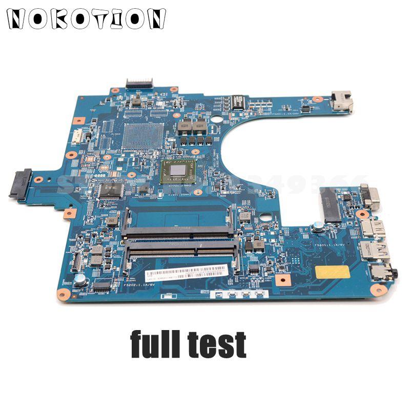 NOKOTION For Acer Aspire E1-522 Laptop Motherboard DDR3 EG50-KB MB 12253-3M 48.4ZK14.03M NBM811100N MAIN BOARD