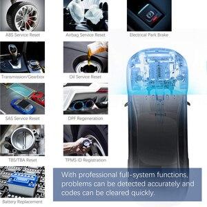 Image 4 - FOXWELL NT510 Elite Full System OBD2 Scanner SAS SRS DPF Multi Reset Bi Directional Active Test Code Reader Car Diagnostic Tool