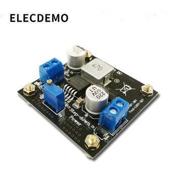 цена на XL4015 Module Step-Down DC Converter Power Module DC-DC High Power High Efficiency Adjustable function demo board