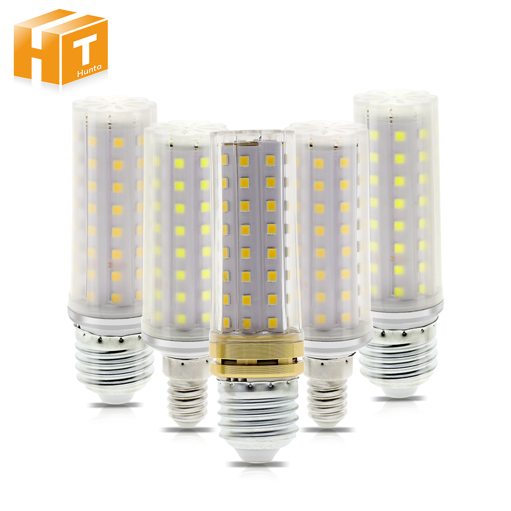 LED Bulb E27 9W AC220V 80LEDs Clear / Milky Cover High Brightness No Flicker Energy Saving LED Light LED Corn Bulb Lamp.