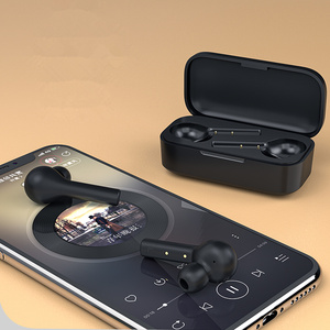 Image 5 - Youpin T5 prawdziwy bezprzewodowy zestaw słuchawkowy Bluetooth obuuszne sportowe uniwersalne słuchawki douszne do telefonu Huawei Apple Android