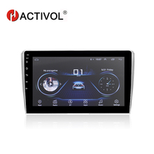 HACTIVOL 9 2 din android 8.1 car radio stereo for Geely Emgrand EC7 2012-2013 Car DVD Player GPS navigation with car Accessory hactivol 2 din car radio face plate frame for honda civic 2012 car dvd gps navigation player panel dash mount kit car accessory