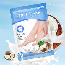 30Pair Foot Mask Peeling Moisturizing Whitening Removal Calluses Crack Heels Foot Spa Exfoliating Feet Mask for Pedicure Socks
