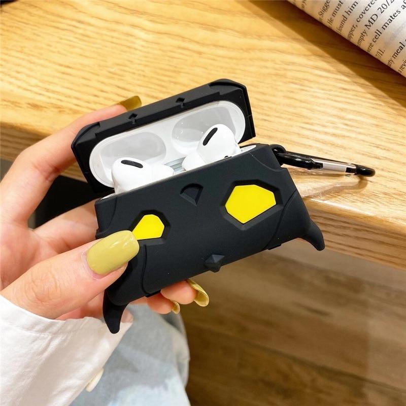 Купить мягкий защитный чехол для гарнитуры airpods 1 2 pro3 коробка