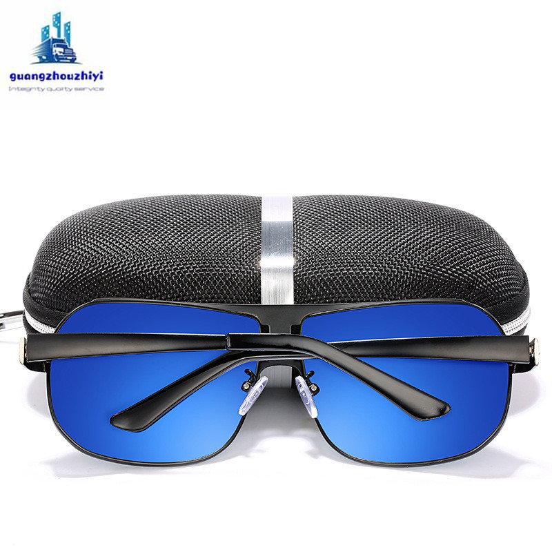 Image 4 - Anti Glare goggle driving glasses polarized men's driver glasses Anti UV oculos outdoor cycling sports sunglasses-in Driver Goggles from Automobiles & Motorcycles