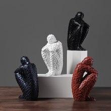 Смола скульптура ручной работы Мозаика Стиль украшения винный