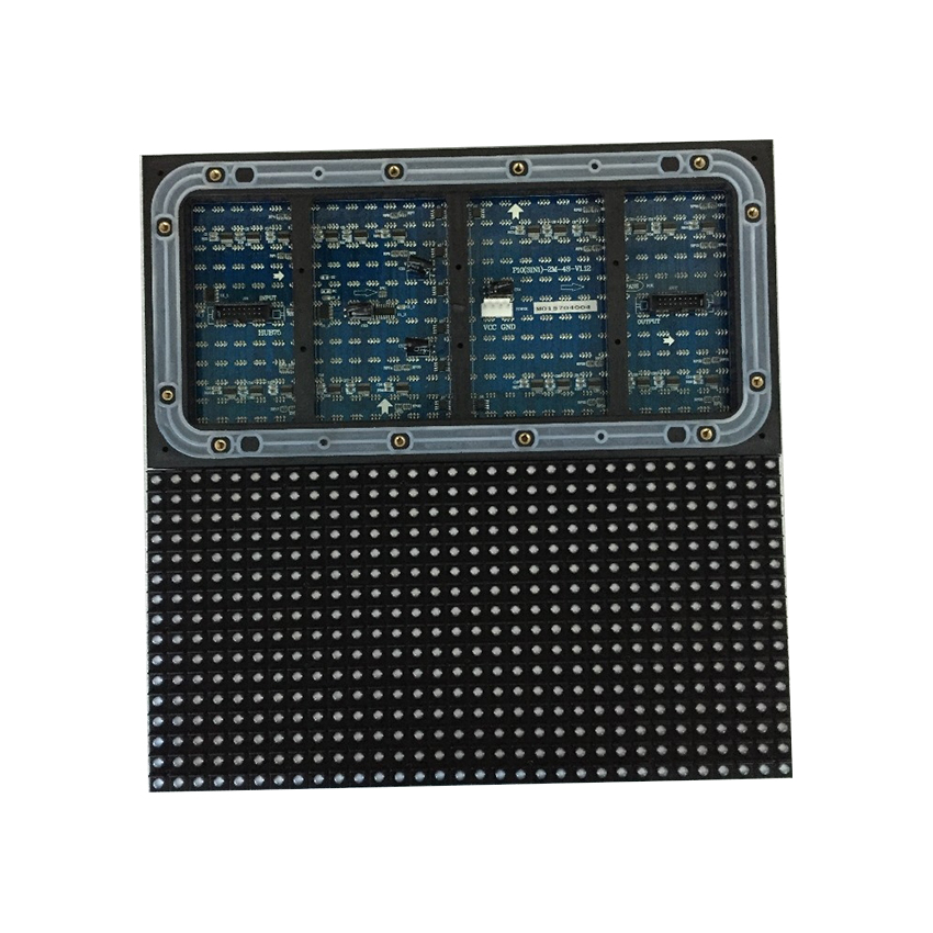 DIP P10 32x16dots Outdoor Led Full Color Module 320*160mm, Rgb Led Display Screen, Led Video Wall Billboard For Outdoor