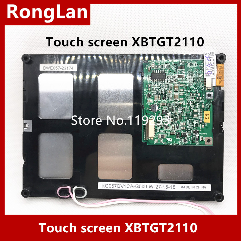 [BELLA] New Touch Screen Original LCD XBTGT2110 XBTOT2110 Separate LCD-5pcs/lot
