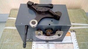 Три ролика направляющее колесо матч прокатного кольца привод винтовое отверстие расстояние 70*40 направляющая проволока 40 мм