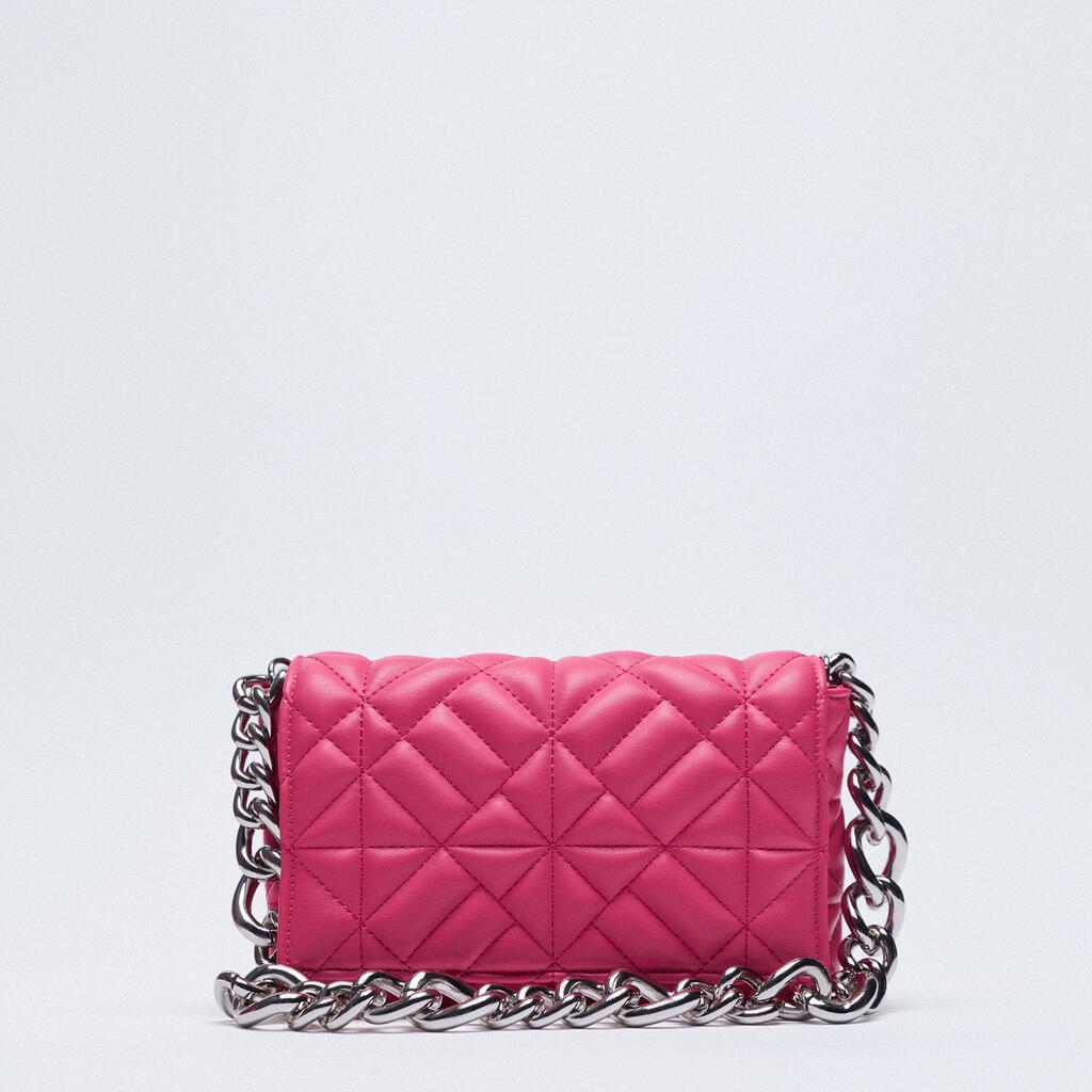 Брендовая модная Изысканная сумка на плечо, повседневные дизайнерские женские сумки-мессенджеры, женская кожаная однотонная сумка на цепо...