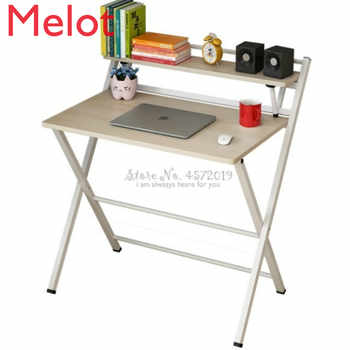 Simple Computer Desk Desktop Folding Table Secretary Bedroom Student Desk Is Contracted And Contemporary Household Small Table - SALE ITEM All Category