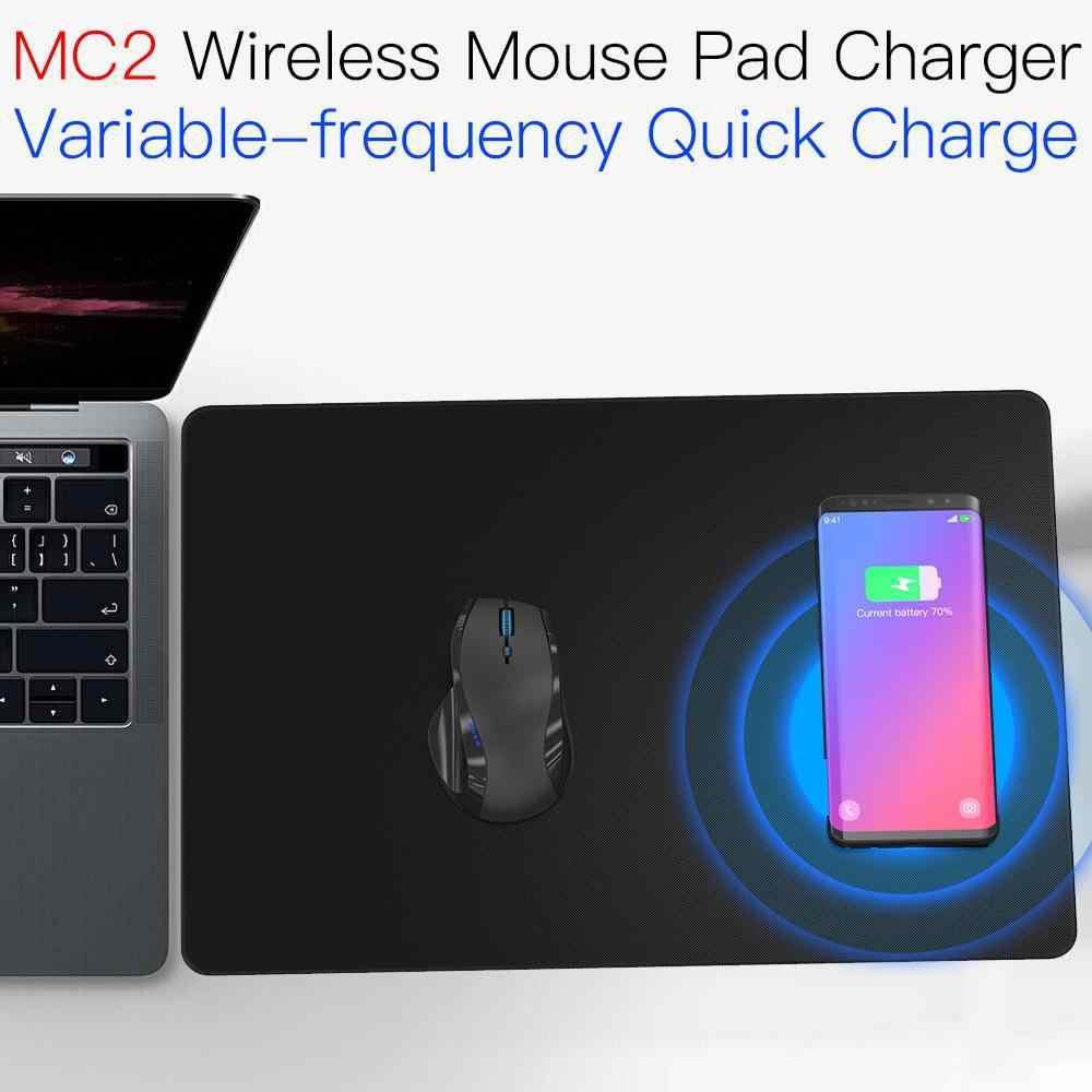 JAKCOM MC2 עכבר אלחוטי Pad מטען חדש יותר מאשר מחשב גיימר complet סט דה שולחן realme 6 אלחוטי מהיר מטען pad מאוורר מחשב