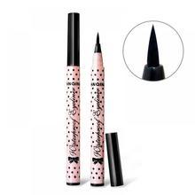 Choose Ultimate 1 Pcs Black Long Lasting Eye Liner Pencil Waterproof Eyeliner Smudge-Proof