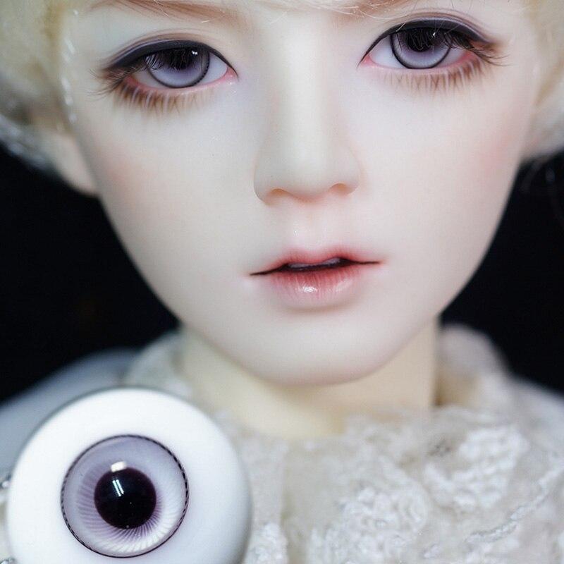 Bjd Eyes 12mm/14mm/16mm Glass Eyeball For Bjd Doll