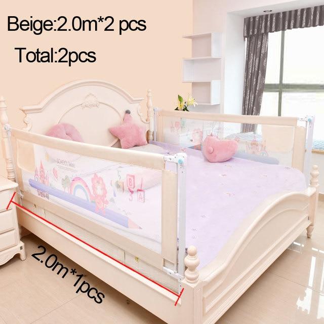 Bed Voor Kind.Us 44 02 29 Off Baby Bed Hek Thuis Kinderen Kinderbox Veiligheid Gate Producten Kind Zorg Barriere Voor Bedden Wieg Rails Beveiliging Hekwerk