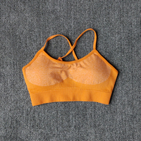 BraYellow - 11 colors seamless yoga suit