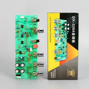 Image 5 - SOTAMIA Amplificador de tono, preamplificador de placa de Control de tonos 4558 Op Amp, ajuste de equilibrio de graves agudos, preamplificador de Control de volumen, reducción de ruido