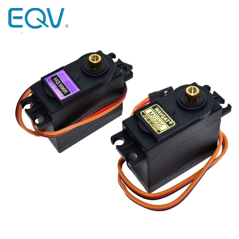 13KG 15KG Servos Digital MG995 MG996 Servo Metal Gear for Futaba JR Car RC Model Helicopter Boat For Arduino UNO diy