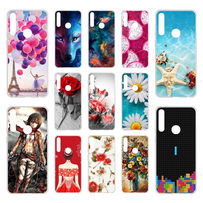 SFor UMIDIGI A5 PRO Cases Silicone DIY Painted Phone Coque Umidigi Umi digi A3 F1 Play One Max S2 S3 Z2 A 5 A 3 Pro Cases Covers