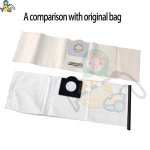 Image 5 - Filter Stof Tassen Voor Karcher WD3 Premium Wd 3.300 Wd 3.200 WD3.500 SE4001 WD3 P 6.959 130 6.414  5520 Cleaner Onderdelen