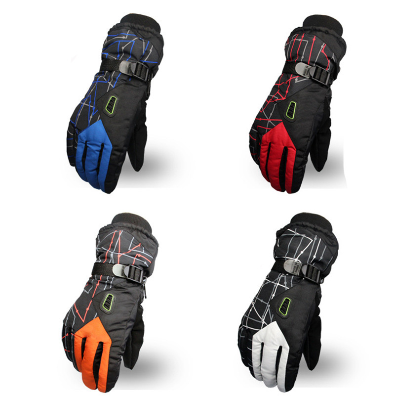 FAVSPORTS Winter Unisex Sports Touchscreen Windproof Thermal Fleece Gloves Running Jogging For Hiking Cycling Skiing Bicycle