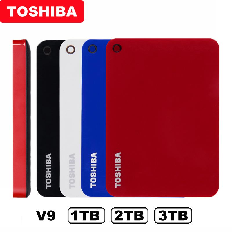 Toshiba Canvio Advanced V9 USB 3.0 2.5  6
