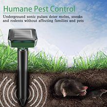 Новинка Электронный ультразвуковой отпугиватель мышей на ферме