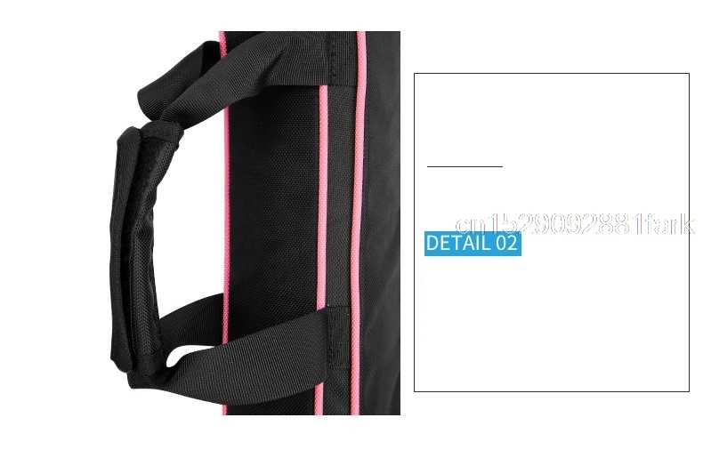 H74303c742f0d4b4c91511b4aa1597484O New Pgm Mini Golf Gun Bag Foldable Design Portable Gun Bag Hold 8-9 Clubs High Capacity Shoulder Club Golf Bags For Men Women