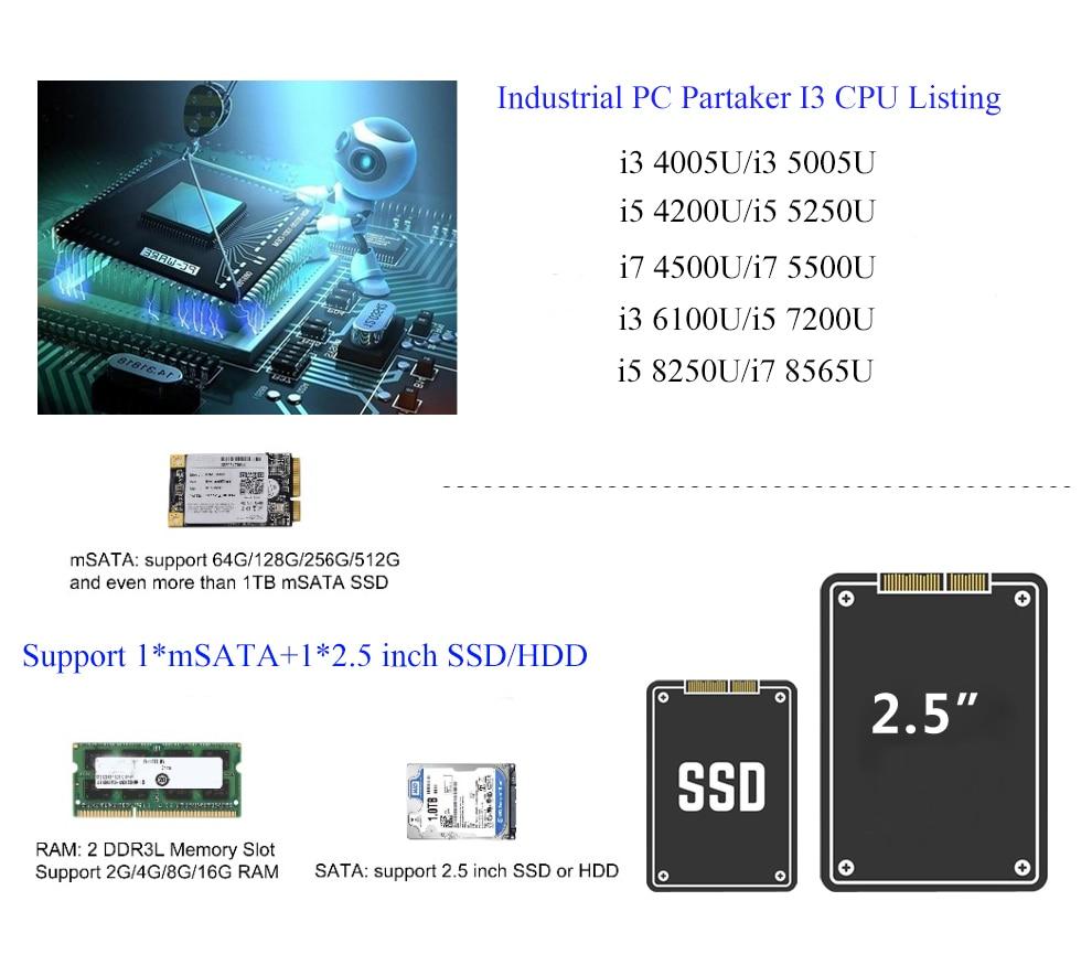 industrial 4500U estoque Mini-pc 14