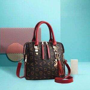 Image 2 - Vento Marea ที่มีชื่อเสียงยี่ห้อผู้หญิงกระเป๋าถือ 2019 Luxury Crossbody สำหรับแฟชั่นผู้หญิงออกแบบกระเป๋า Totes Soft กระเป๋าหนัง PU
