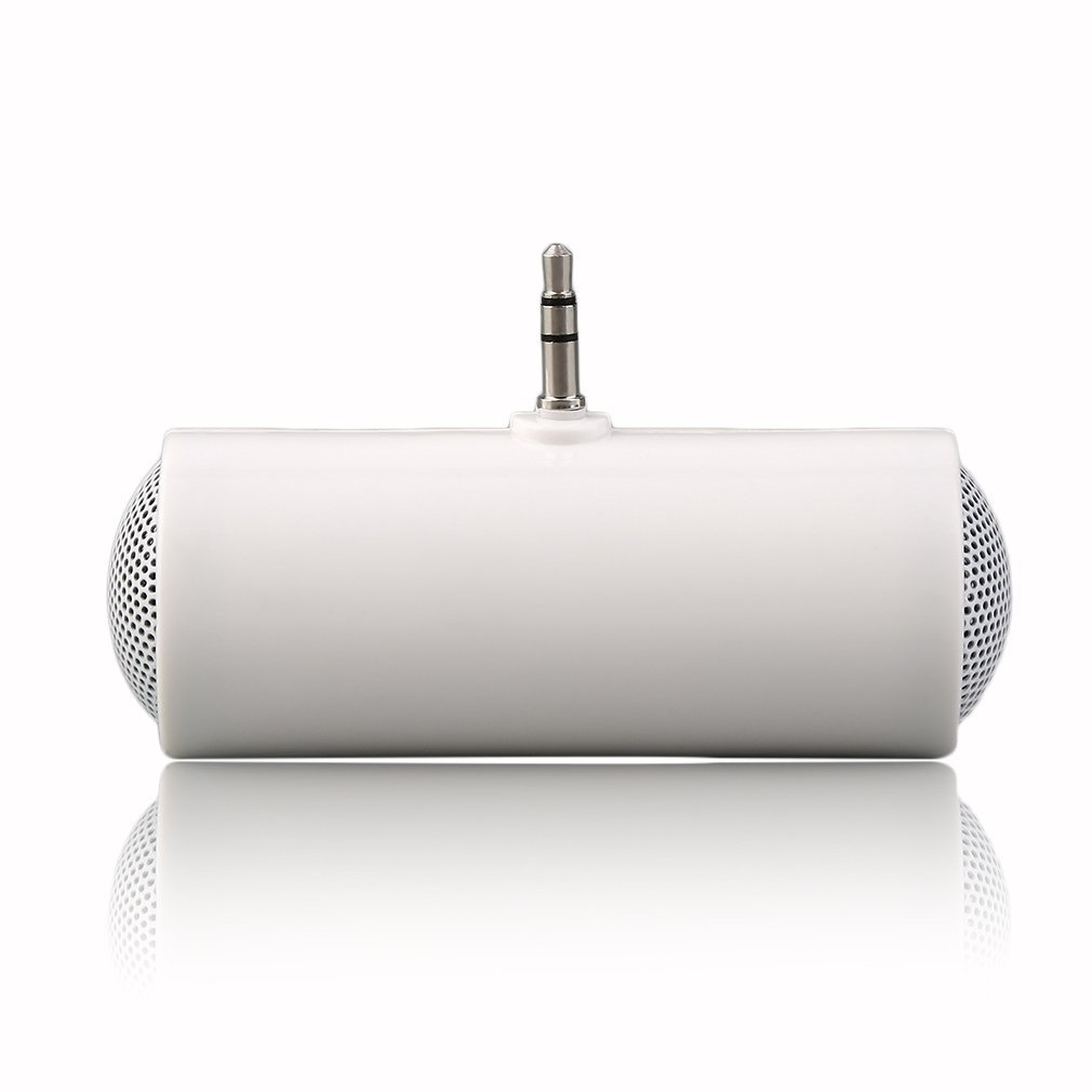 Newest Stereo Speaker MP3 Player Amplifier Loudspeaker for Smart Mobile Phone iPhone iPod, MP3 with 3.5mm connector