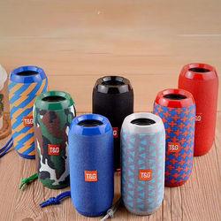Portable Wireless Bluetooth Speaker Outdoor Stereo Bass USB/TF/FM Radio Audio Wireless Speaker Bluetooth For Mobile Phone 202New
