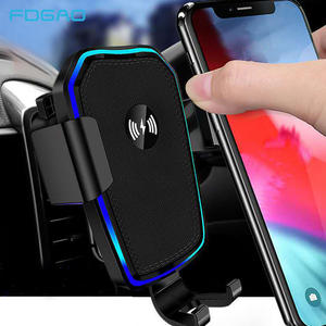 FDGAO Car-Phone-Holder Wireless-Charger Qi Car Mobile-Phone 8-Plus Samsung S10 10W