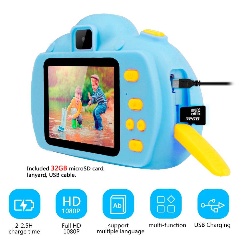 儿童相机主图4蓝色