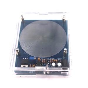 Image 3 - DC 5V 7.83HZ Schumann Resonance Ultra low Frequency Pulse wave Generator Audio Resonator With Box
