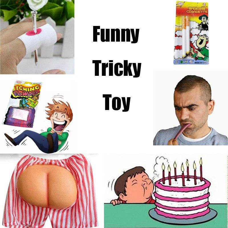 Jokes Exposed Ass Shorts Universal Funny Gadgets Prank Toys Antistress Halloween Gag Trick Toys Party Favors Anti Stress Toys