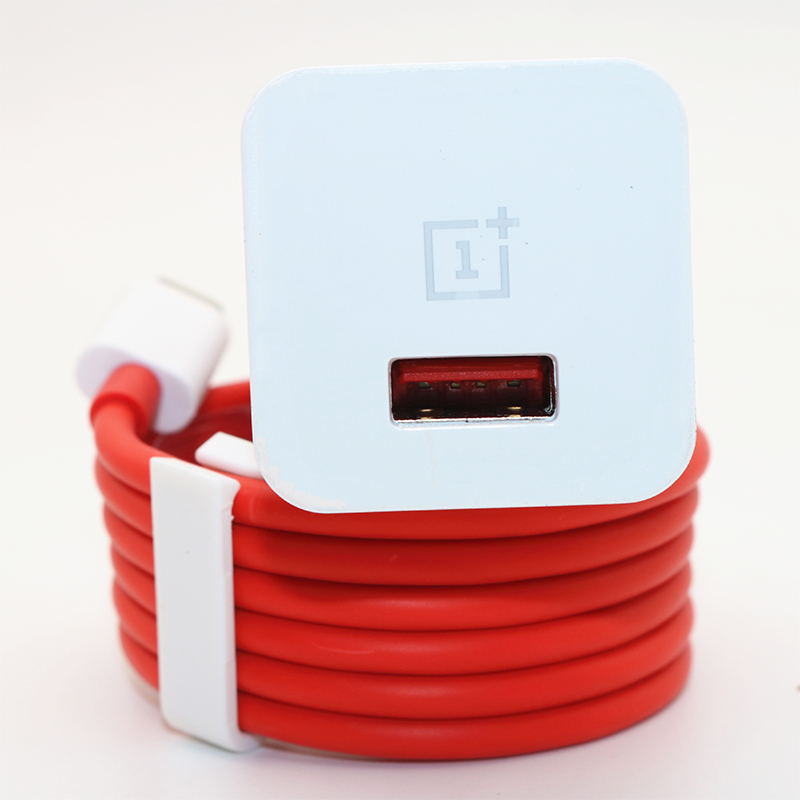 Original Oneplus EU Charger 5V4A car Dash charger For One plus 6T 5/5T/3/3T Dash Charge Adapter Dash 4A USB Charge Type C Cable 5