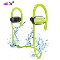 Wireless Headphones Bluetooth Earphone Water Proof Wirless Headset Fone De Ouvido A Prova Dagua Blutooth Waterproof Earphones|Phone Earphones & Headphones|   -
