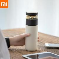 520ml Fun Home Portable Water Vacuum Cup Tea Infuser Bottle Warm Keeping Food Grade PP Mug Thermas xiomi Outdoor Travel
