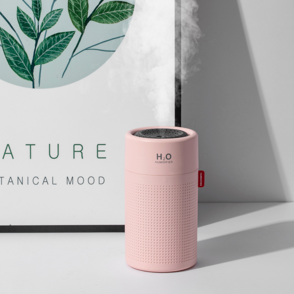 Image 4 - 750ml Large Capacity Air Humidifier 2000mAh USB Rechargeable Wireless Ultrasonic Aroma Water Mist Diffuser Light UmidificadorHumidifiers   -