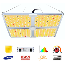 Quantum Board Grow-Light Dimmable LED Sunlike Samsung Lm301b Hydroponic Indoor BLOOM
