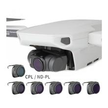 Mavic Mini Filter CPL Polarizing Filters Adjustable ND Lens ND4 8 16 32 64 PL for Dji Mavic Mini Drone Camera Accessories