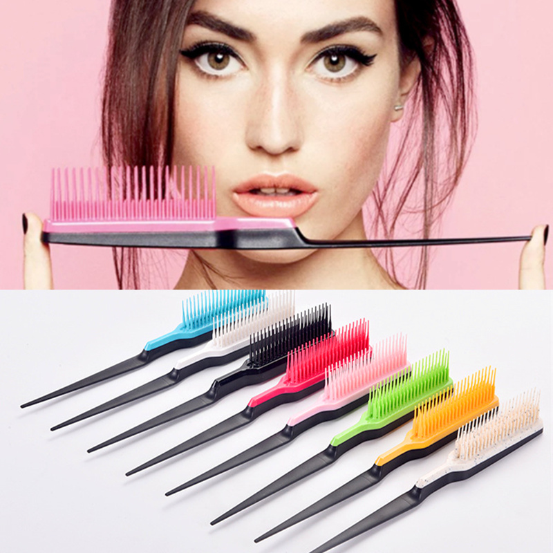 New Hair Brush Curly Hair Comb Hairstyle Wet Brushes Shark Back Combs Instant Volumia Style Hair Comb